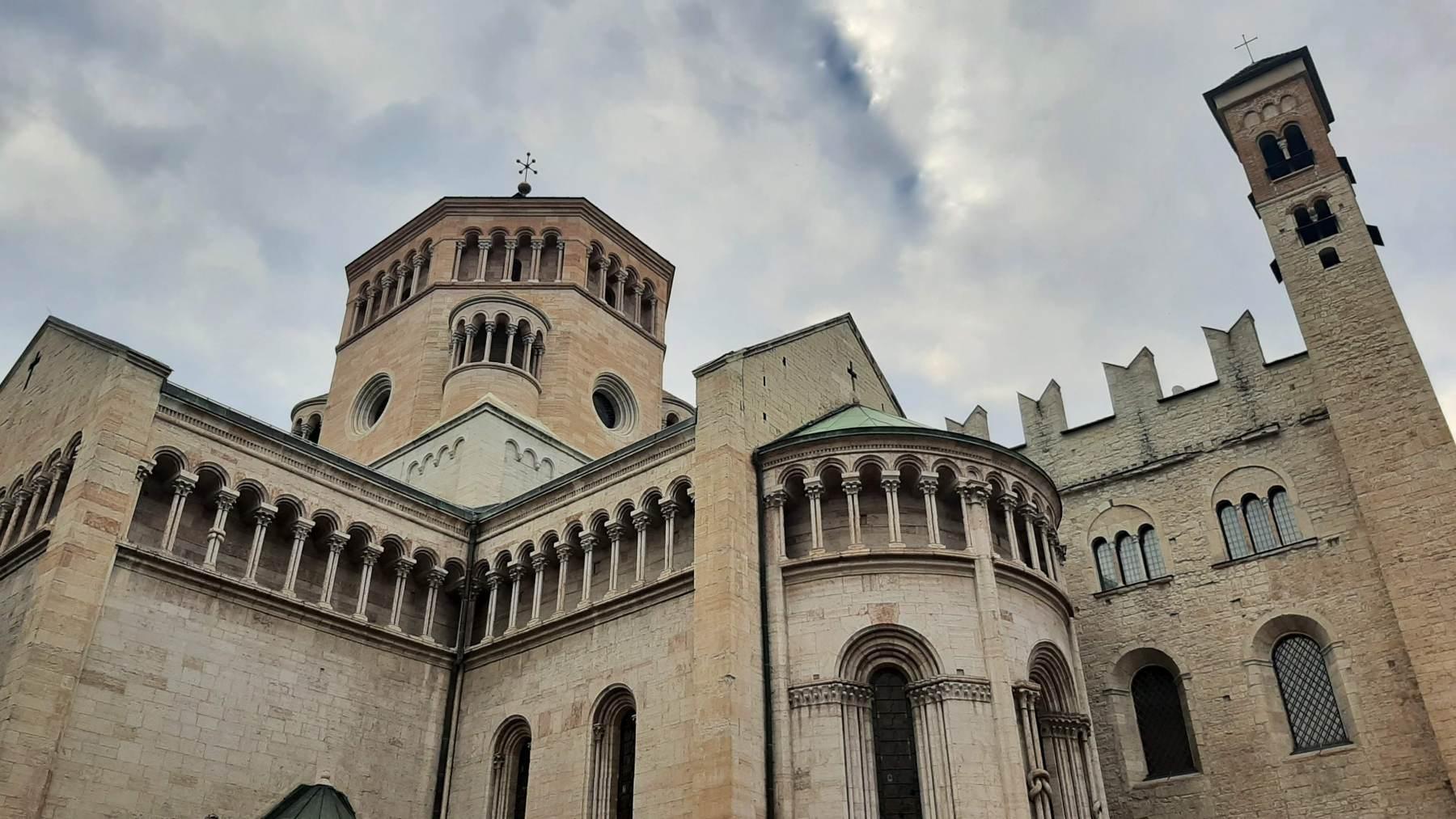 Katedrála v Trentu