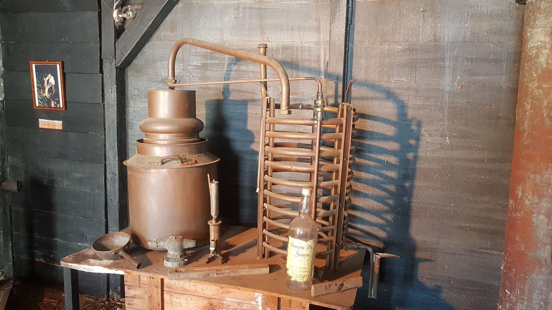 Destilační zařízení