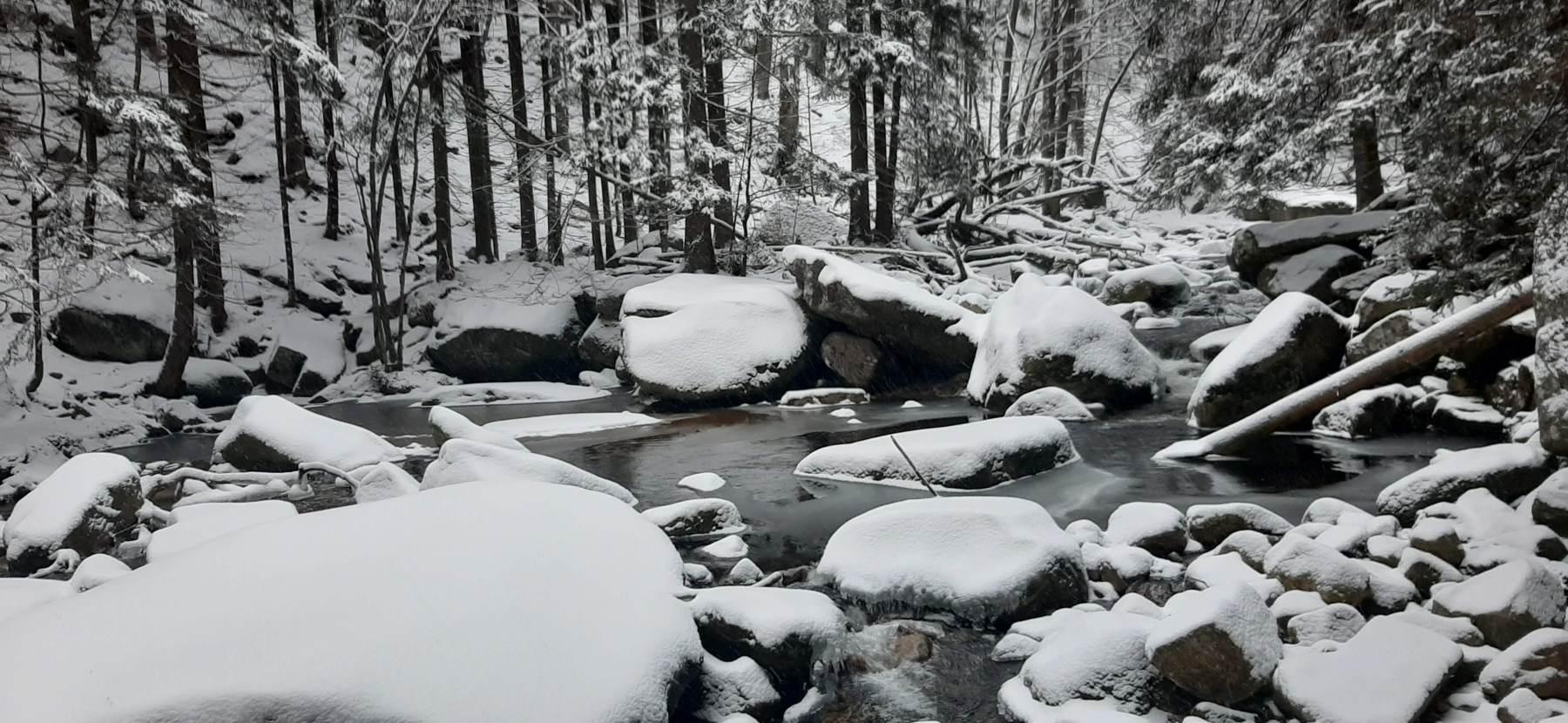 Zimní Mumlava