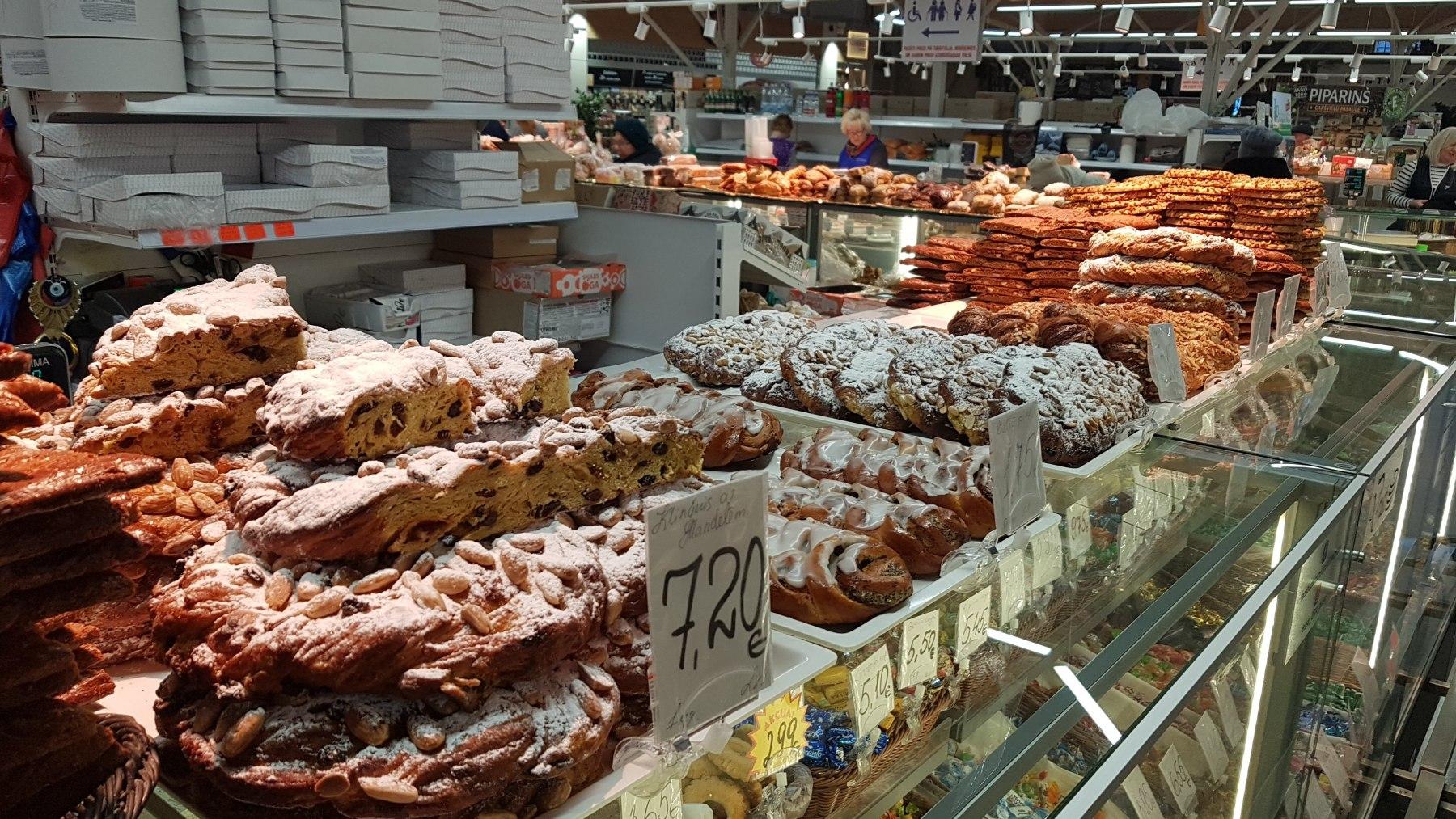 Riga market
