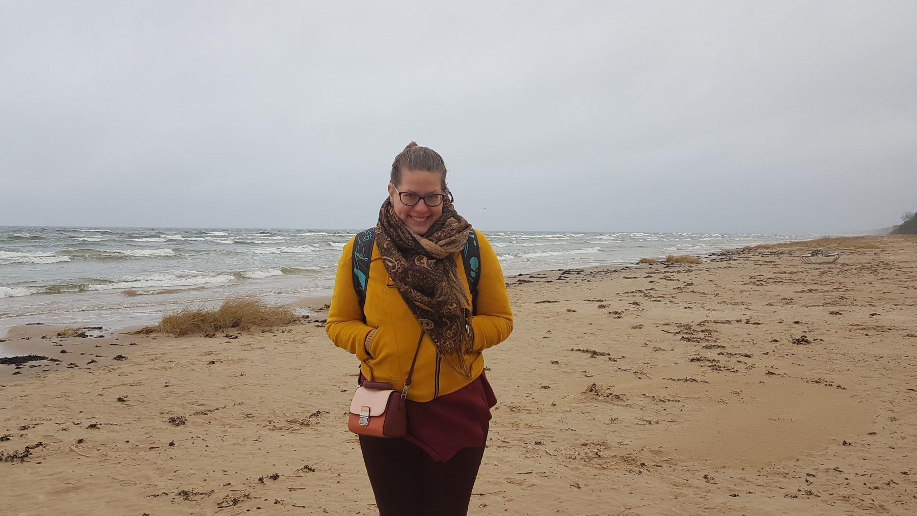 Šárka a Baltské moře
