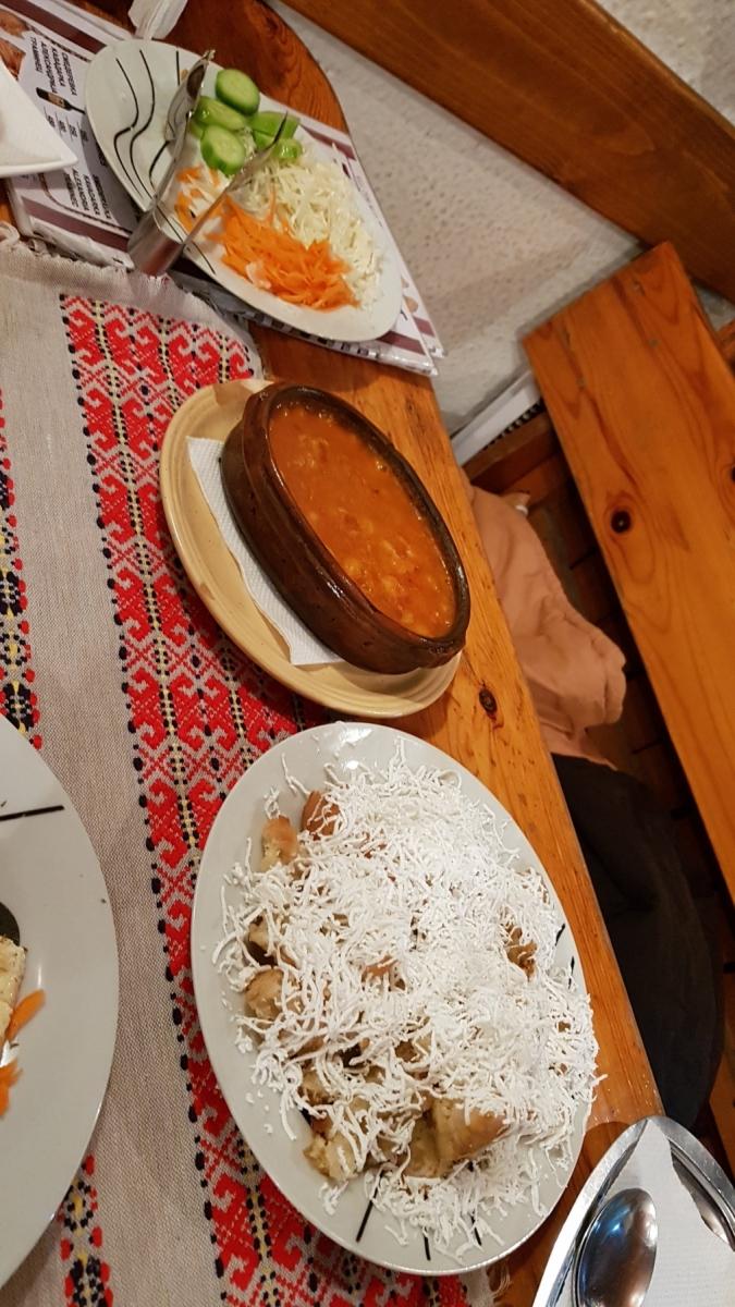 Tradiční večeře