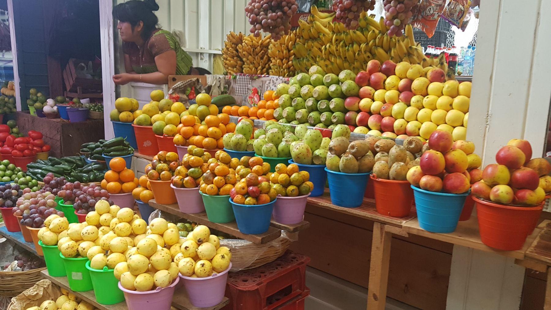 Trh v San Cristóbal de las Casas