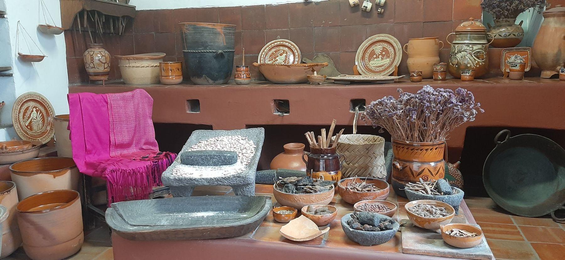 Muzeum keramiky v Tlaquepaque
