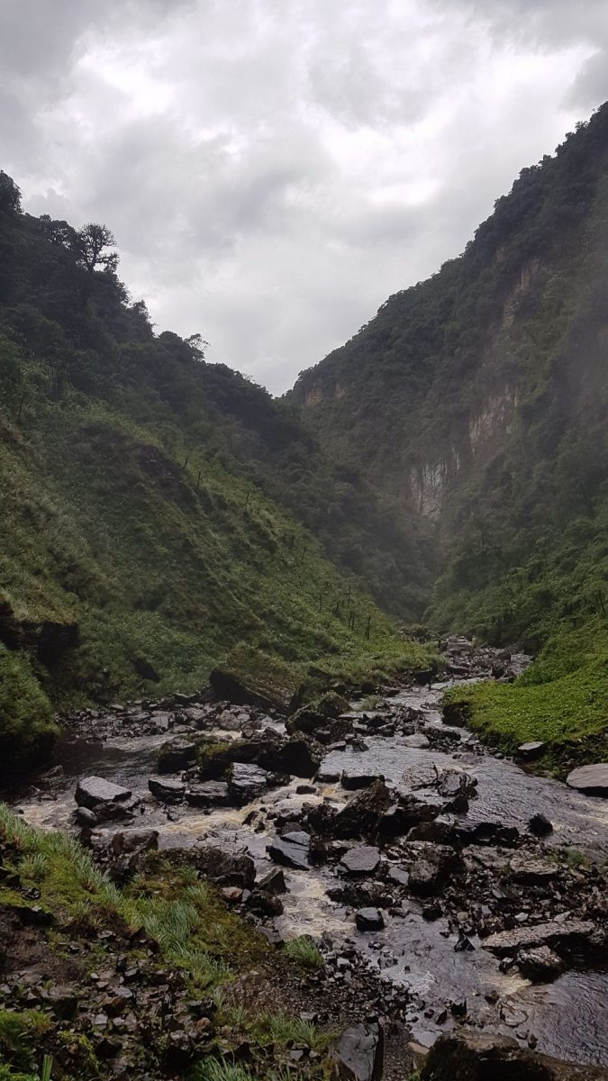 Cataratas Gocta