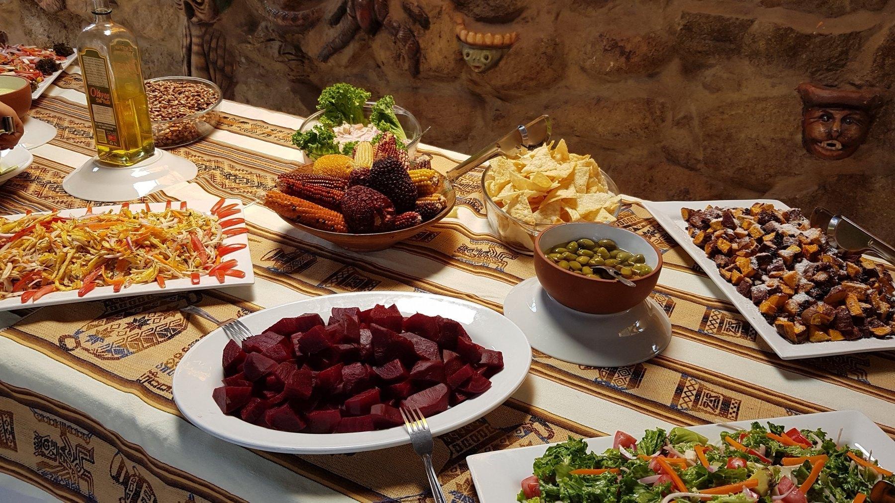Raut - peruánská kuchyně