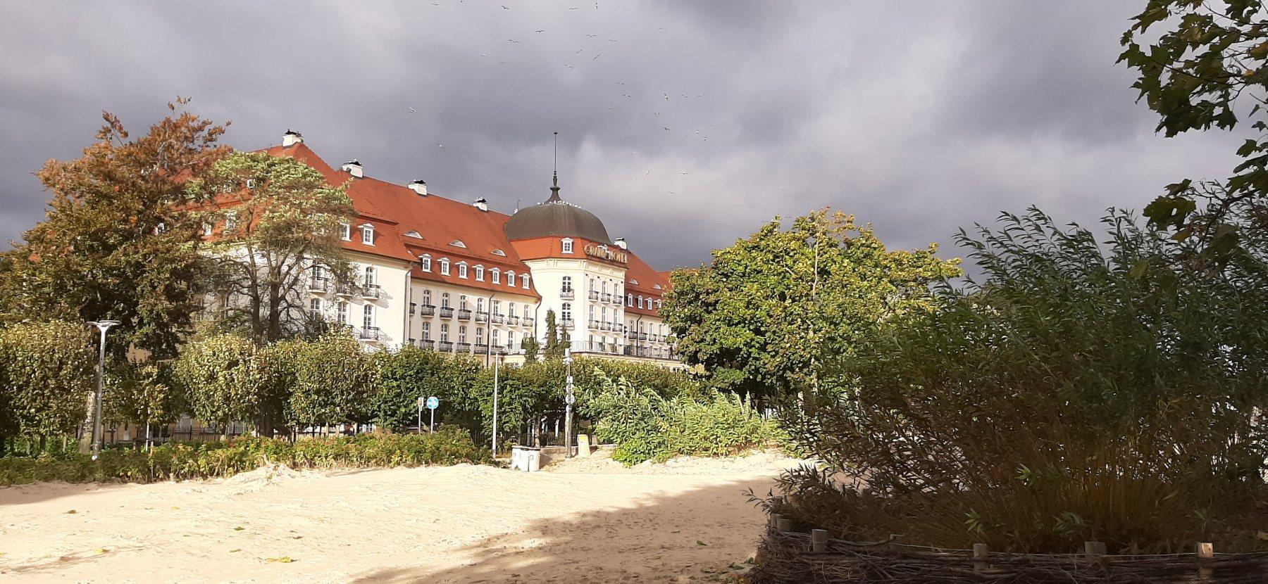 Grand hotel Sopoty