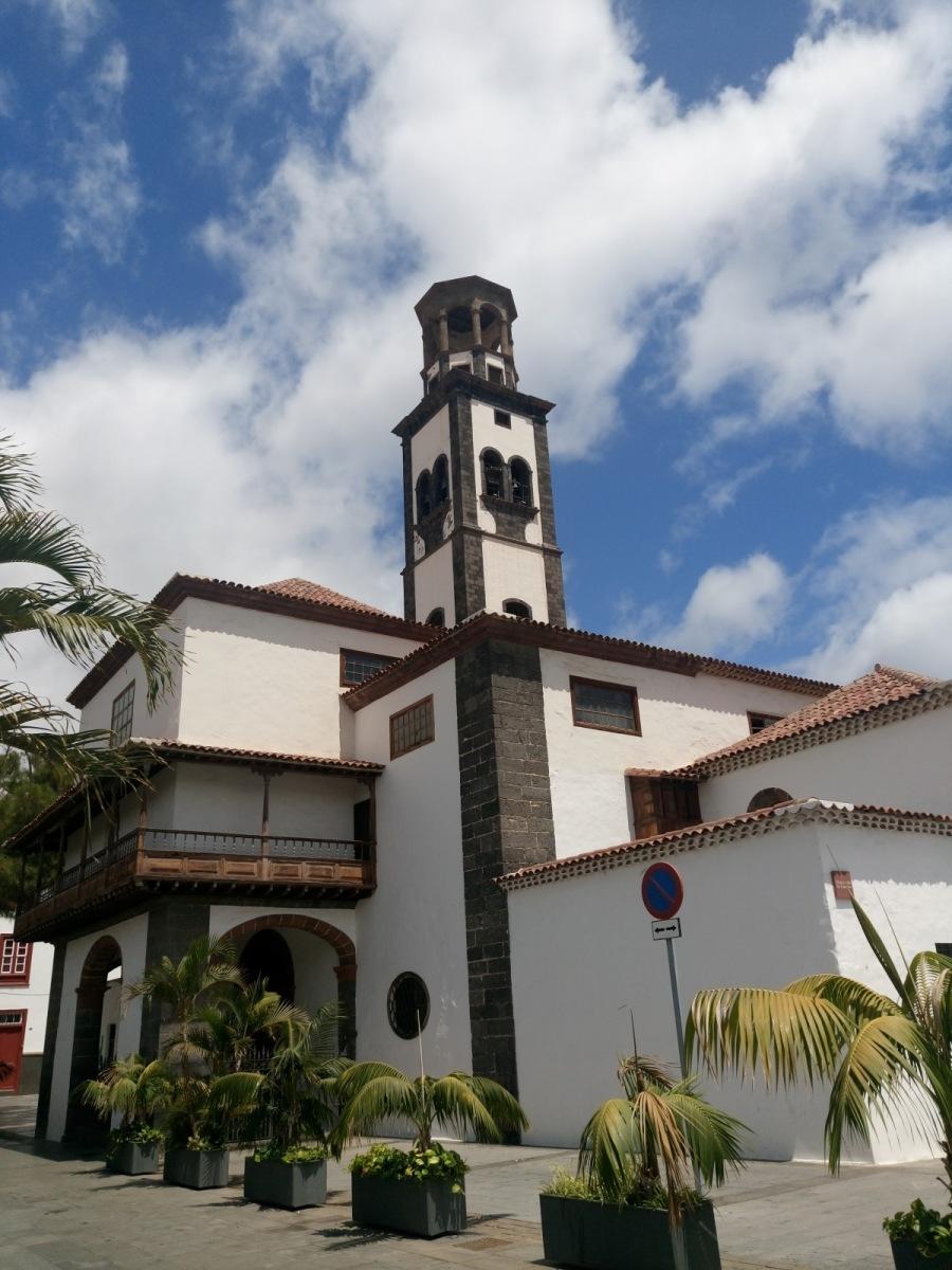 Kostel v Santa Cruz