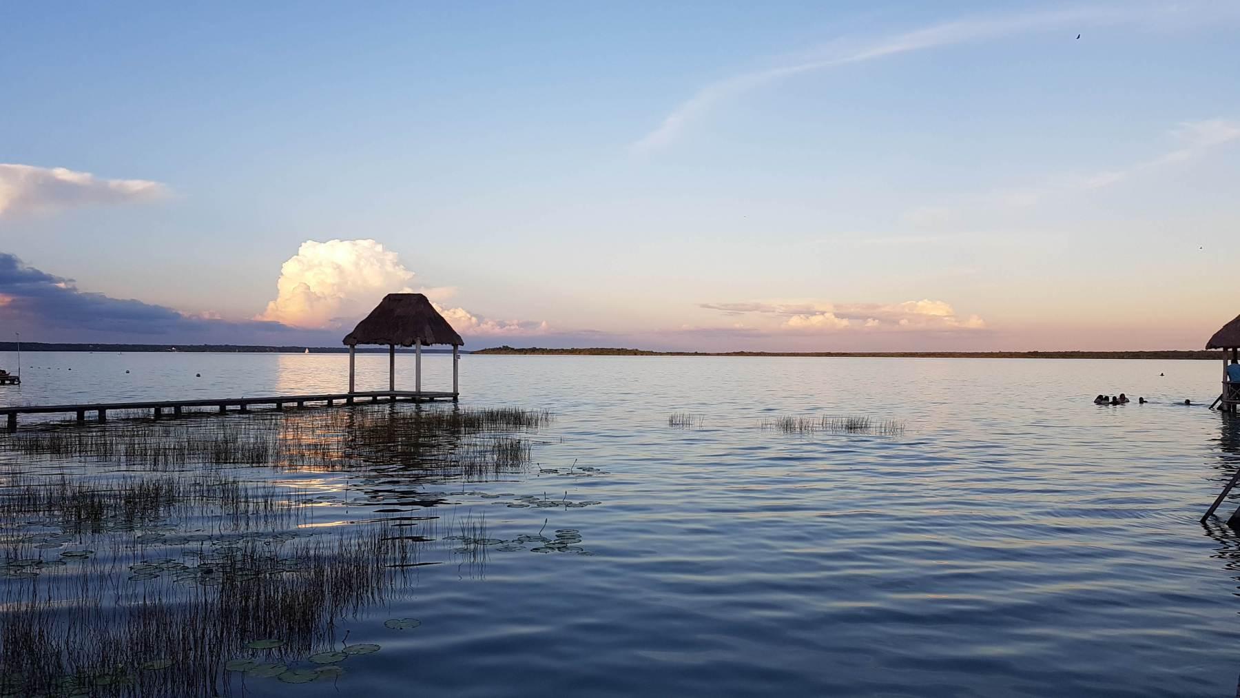 Jezero Bacalar