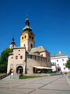 Barbakán Banská Bystrica